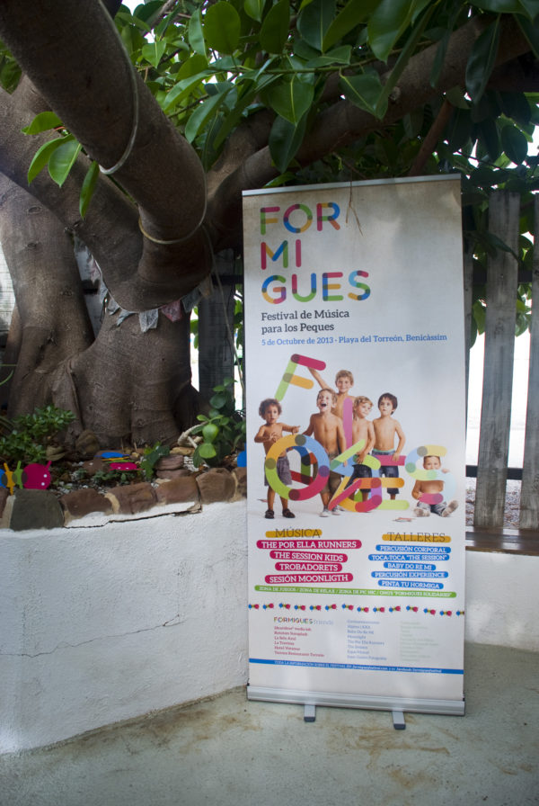 cartel fiesta presentación